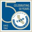 CSTA 50th Anniversary Logo